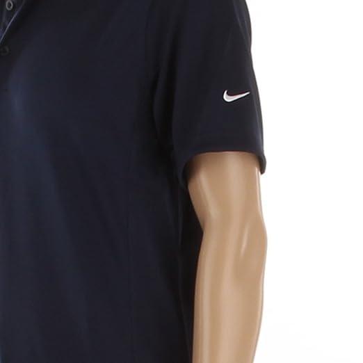 Nike Polo Golf Azul Oscuro S: Amazon.es: Deportes y aire libre