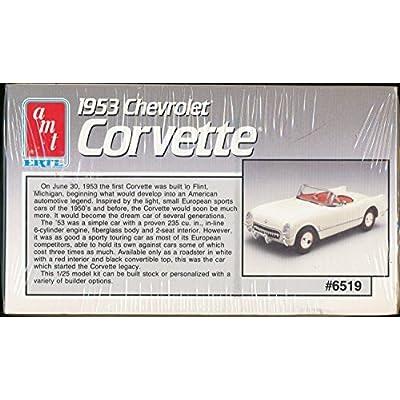 AMT 1953 Corvette: Everything Else