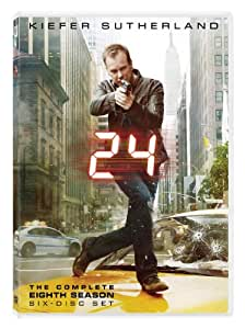 24: The Complete Eighth Season [Import]