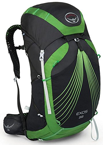 Osprey Packs Exos 38 Backpack, Pacific Blue, Large by Osprey