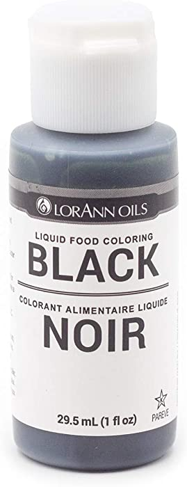 Top 10 Liquid Black Food Coloring