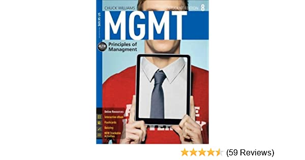 Mgmt principles of management book and coursemate access card mgmt principles of management book and coursemate access card new engaging titles from 4ltr press chuck williams 9781285867502 amazon books fandeluxe Choice Image