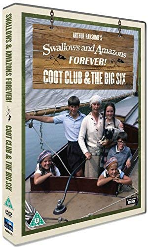 Swallows and Amazons Forever!: Coot Club & The Big Six ( Swallows & Amazons Forever!: Coot Club / The Big Six ) [ NON-USA FORMAT, PAL, Reg.0 Import - United Kingdom ] (And Amazons Dvd Swallows)