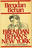 img - for Brendan Behan's New York book / textbook / text book