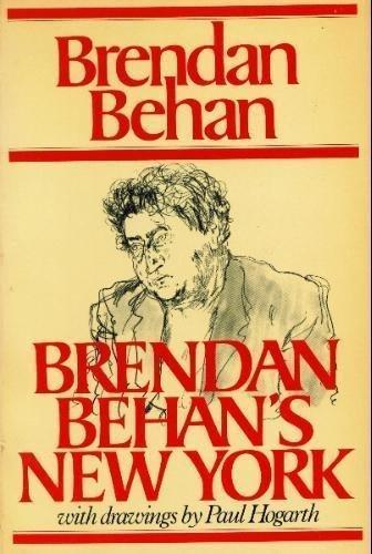 Brendan Behan's New York