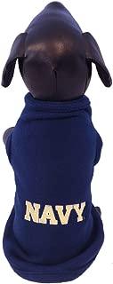 product image for NCAA Navy Midshipmen Polar Fleece Dog Sweatshirt