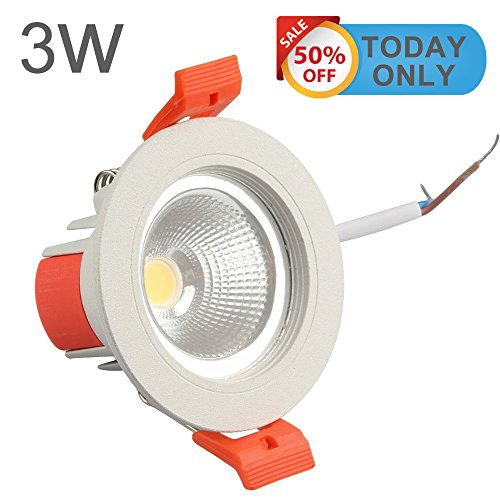 3W Downlight Led Lighting Fixtures in Florida - 9