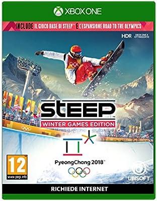 Steep Olympics Edition - Xbox One [Importación italiana]: Amazon ...