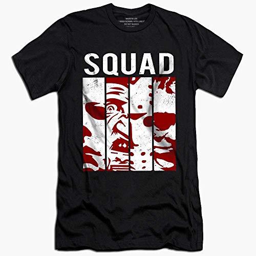 Squad Jason Micheal Horror Movie Squad Halloween 2018 Customized Handmade T-Shirt Hoodie/Long Sleeve/Tank Top/Sweatshirt