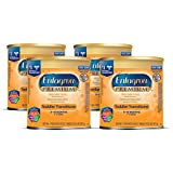 Enfagrow PREMIUM Toddler Transitions Formula Powder, 20 Ounce Can, Pack of 4