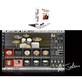 FXpansion Andy Johns Classic Drums
