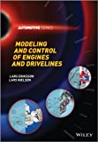 Modeling and Control of Engines and Drivelines (Automotive Series)