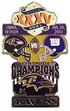 Super Bowl XXXV Oversized Commemorative Pin