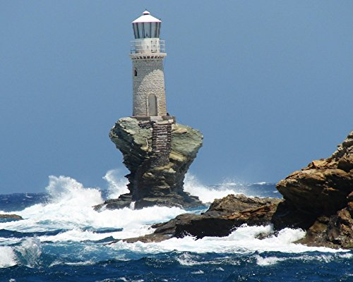 - Lighthouse 8 x 10/8x10 GLOSSY Photo Picture IMAGE #14