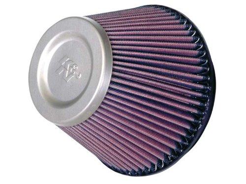 K&N RT-4590 Universal Air Filter - Titanium Top