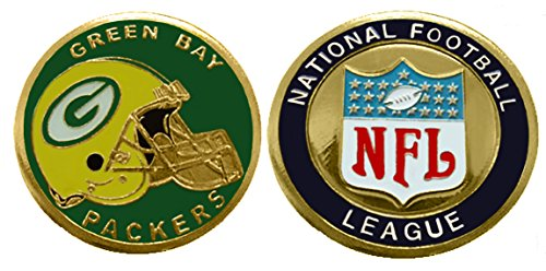 Card Falcons Score Nfl Atlanta - Collectible Challenge Coin- Logo Poker- Lucky Chip for Packers