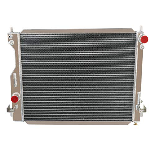CoolingCare 3 Row 50MM Core Aluminum Radiator for 2004-15 Ford Mustang 4.0L /4.6L /5.0L MT