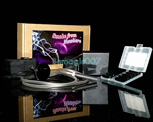 Smoke From Nowhere - Stage Magic Tricks by Stage Magic Tricks (Image #1)