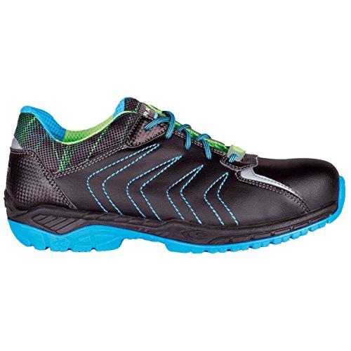 Cofra Trip Up S1P ESD SRC–zapatos de seguridad talla 40NEGRO