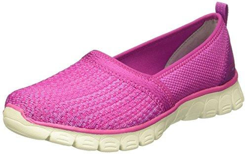 Skechers Ez Flex 3.0big Money - Zapatillas Mujer frambuesa