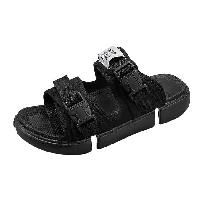 VECDY Zapatos Hombre Verano, Moda Comoda Sandalias 2019 ...