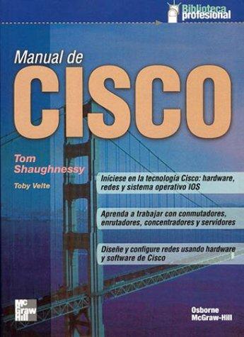 Manual De Cisco pdf epub