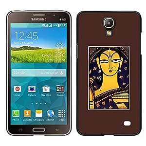 EJOY---Cubierta de la caja de protección para la piel dura ** Samsung Galaxy Mega 2 ** --Bodhi