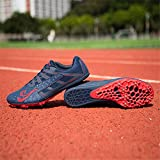 BETOOSEN Track Spike Running Sprint Shoes Track and