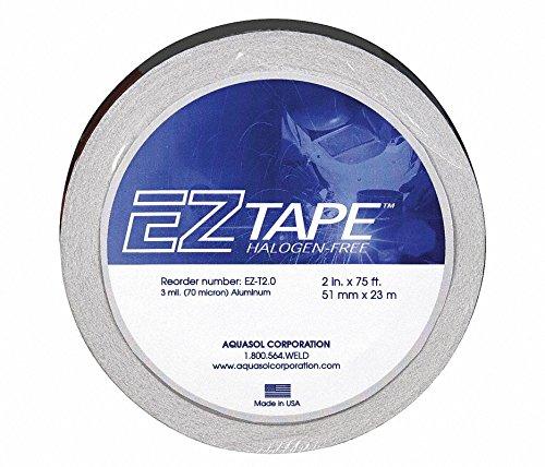 Aquasol EZ-T2.0 EZ Tape Fully-Coated, 2'' Wide, 75' Length