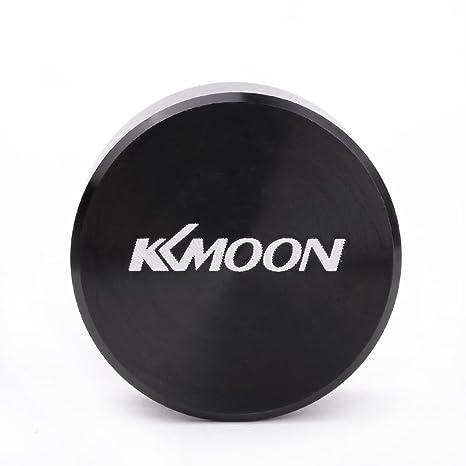 KKmoon tapn del agujero Escobilla limpiaparabrisas trasera del parabrisas se suprime el bloque-Tapn