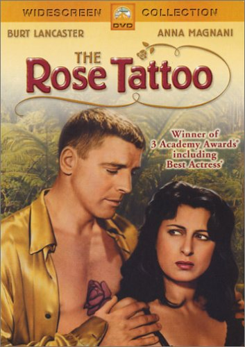Tennessee Tattoos (The Rose Tattoo)