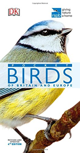 RSPB Pocket Birds of Britain and ()
