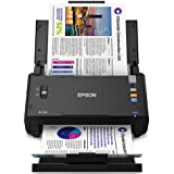 Epson WorkForce DS-520 Sheet-Fed Color Document Scanner for PC & MAC, Auto Document Feeder (ADF) & Duplex (B11B234201)