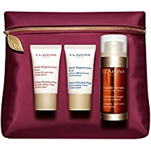 Clarins Age Defying Program Double Serum and Extra Firming 3-Piece Set