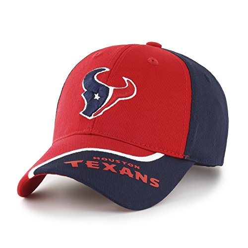 NFL Houston Texans Youth Sprout OTS All-Star MVP Adjustable Hat, Youth, Navy