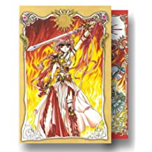 COFFRET MAGIC KNIGHT RAYEARTH 6 VOLUMES