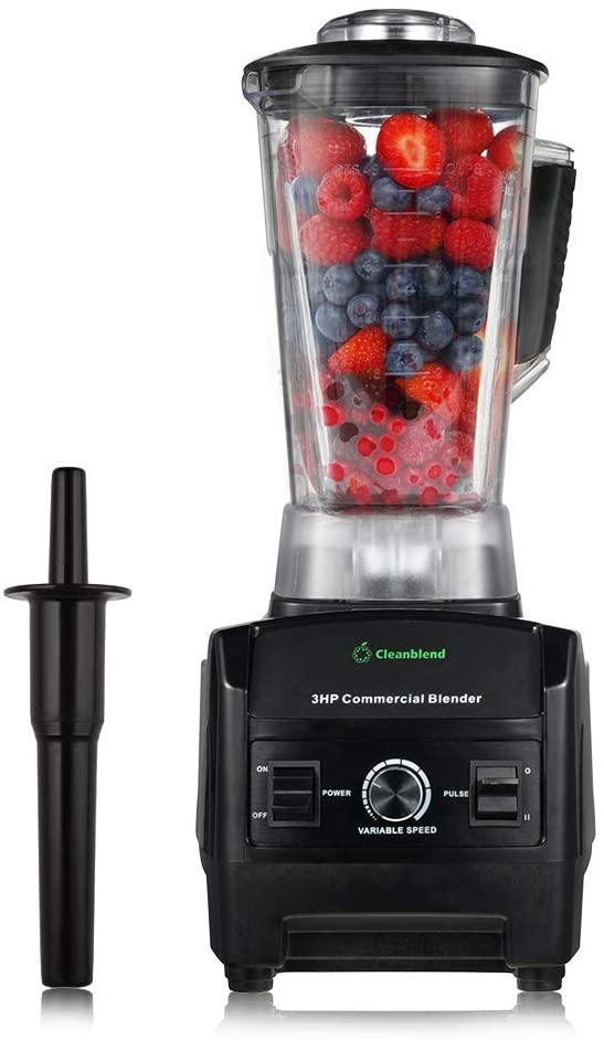 Cleanblend Commercial Blender for kale smoothies