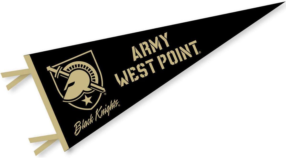 Army Black Knights 12x30 Felt Pennant