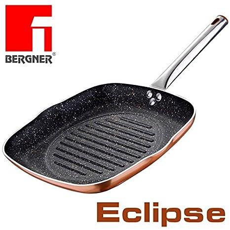 L Original Bergner Eclipse – L única Rejilla Chef de 28 cm con revestimiento