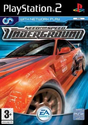 Amazon Need For Speed Underground 2 Video Games