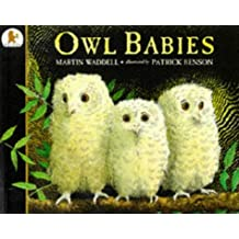 Owl Babies ( Includes soft toy)