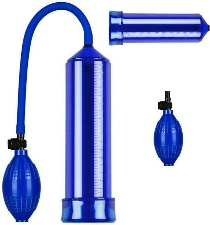 "Robertino 9"" Advanced Men's Shaft Vacuum Air Power Pumping System Harmony 9098"