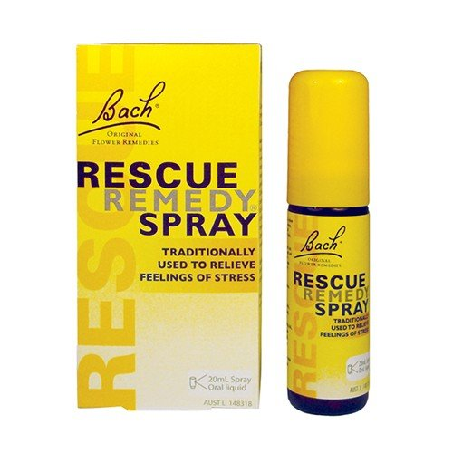 - (3 PACK) - Rescue - Remedy Spray RSC3 | 20ml | 3 PACK BUNDLE