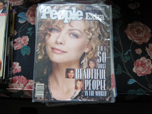 People Weekly Extra (THE 50 MOST BEAUTIFUL PEOPLE IN THE WORLD , MICHELLE PFEIFFER, Summer 1990)