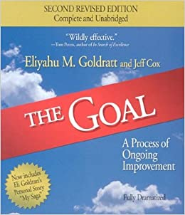 com the goal eliyahu m goldratt books
