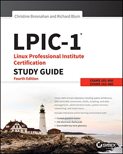 Download LPIC-1 Linux Professional Institute Certification Study Guide: Exam 101-400 and Exam 102-400 Pdf