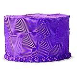 Wilton 417-7551 4 Piece Cake Combs Set