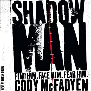 Shadow Man Audiobook