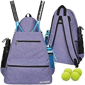 טרמיל טניס ACOSEN - תיקי טניס גדולים לנשים וגברים למכירה באתר tennisnet !