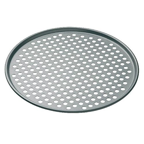 Masterclass Pizza Crisping Oven Tray (Pack of 6)